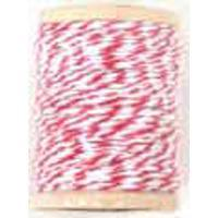 Twine - Red & White