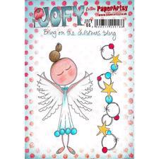 PaperArtsy A5 Cling Stamp - JOFY No. 66 (Angel)