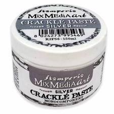 Stamperia Crackle Paste - Silver