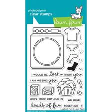 Lawn Fawn Clear Stamps - Loads of Fun