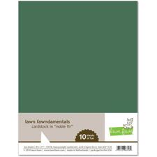 Lawn Fawn Cardstock - Noble Fir