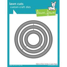 Lawn Cuts - Slide on Over Circles DIES