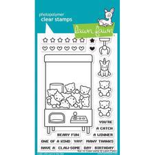 Lawn Fawn Clear Stamps - You're Claw-some