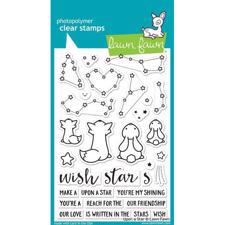 Lawn Fawn Clear Stamps - Upon a Star