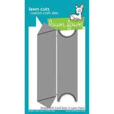Lawn Cuts - Simple Gift Card Slots (DIES)