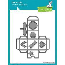 Lawn Cuts - TINY Gift Box - DIES