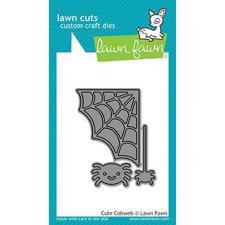 Lawn Cuts - Cute Cobweb - DIES