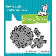 Lawn Cuts - Mini Wreath - DIES