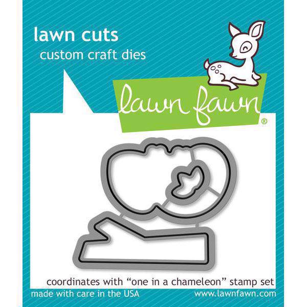 Lawn Cuts - One in a Chameleon - DIES