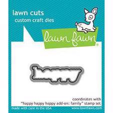 Lawn Cuts - Happy_Happy_Happy ADD-ON - DIES