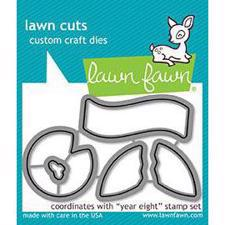 Lawn Cuts - Year Eight (Forune Cookie) - DIES