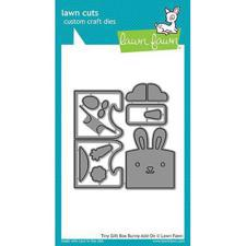 Lawn Cuts - Tiny Gift Box Bunny Add-On - DIES