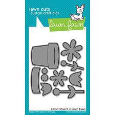 Lawn Cuts - Little Flowers - DIES