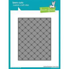 Lawn Cuts - Quilted Backdrop - DIES