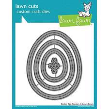 Lawn Cuts - Easter Egg Frames - DIES