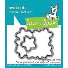 Lawn Cuts - How You Bean? Stars Add-On - DIES