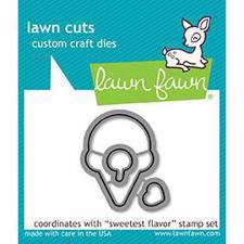 Lawn Cuts - Sweetest Flavour - DIES