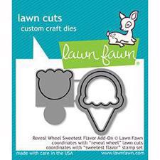 Lawn Cuts - Reveal Wheel Sweetest Flavour Add-On - DIES