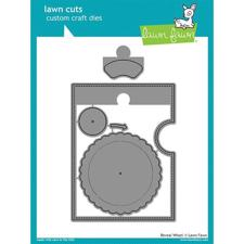 Lawn Cuts - Reveal Wheel - DIES