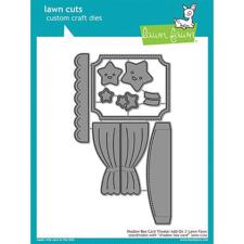 Lawn Cuts - Shadow Box Card Theater Add-On - DIES