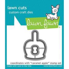 Lawn Cuts - Caramel Apple - DIES