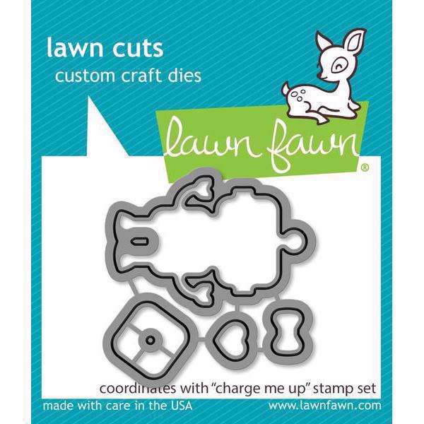 Lawn Cuts - Charge Me Up (robot) - DIES