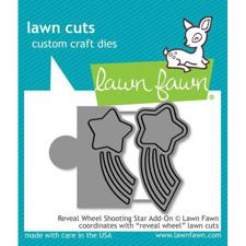 Lawn Cuts - Reveal Wheel Shooting STAR Add-On - DIES