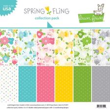 "Lawn Fawn Collection Pack 12x12"" - Spring Fling"