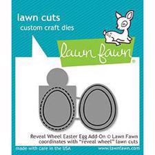 Lawn Cuts - Reveal Wheel Easter Egg Add-On - DIES