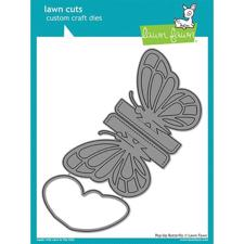 Lawn Cuts - Pop-Up Butterfly - DIES