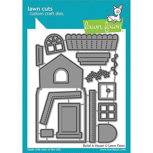 Lawn Cuts - Build-a-House - DIES