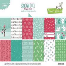 "Lawn Fawn Collection Pack 12x12"" - Snow Day Remix"