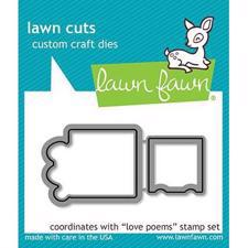 Lawn Cuts - Love Poems - DIES