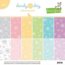 "Lawn Fawn Collection Pack 12x12"" - Dandy Day"