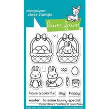 Lawn Fawn Clear Stamp - Easter Before'n Afters