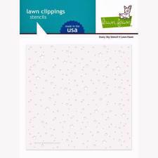Lawn Fawn Clipping Stencils - Starry Sky
