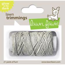 Lawn Fawn Trimmings - Glow in the Dark Cord