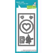 Lawn Cuts - Shutter Card Add-On - DIES
