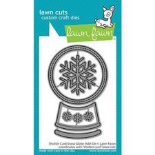 Lawn Cuts - Shutter Card Snow Globe Add-On - DIES