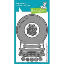 Lawn Cuts - Magic Iris Snow Globe Add-On - DIES