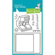 Lawn Fawn Clear Stamps - Say Cheese