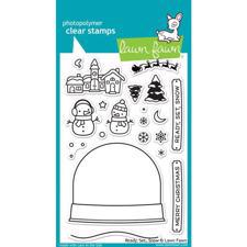 Lawn Fawn Clear Stamps - Ready Set Snow