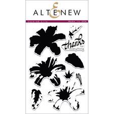Altenew Clear Stamp Set - Layered Lily