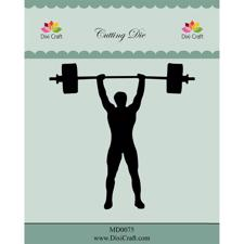 Dixi Craft Die - Weightlifting / Fitness