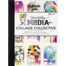 Dina Wakley Media - Mixed Media Collage Collective