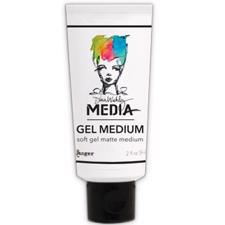 Dina Wakley Media - Gel Medium (2 oz tube)