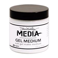 Dina Wakley Media - Gel Medium 118 ml (dåse)