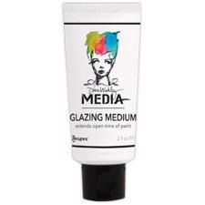 Dina Wakley Media - Glazing Medium (2 oz tube)