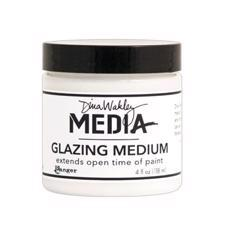 Dina Wakley Media - Glazing Medium 4 oz (dåse)