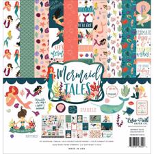 "Echo Park Paper Collection Pack 12x12"" - Mermaid Tales"